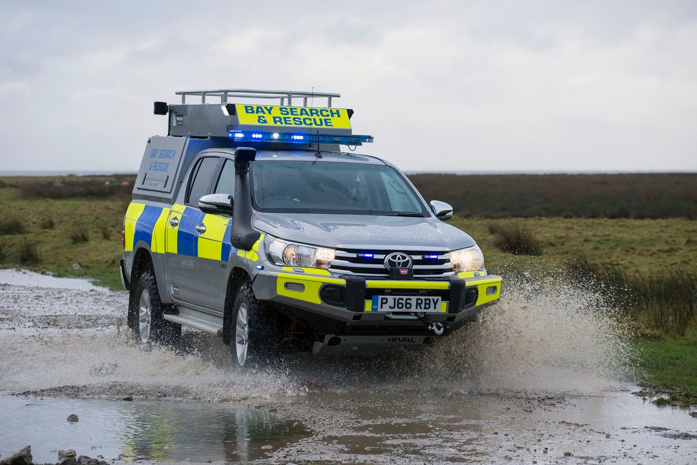 Used Cars For Sale Bay Area >> Toyota Morecambe puts the wheels in motion for Bay Search & Rescue | Vantage Toyota (Morecambe)